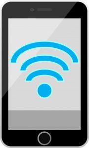 パケット通信料を節約して安くするにはwi-fiを使おう