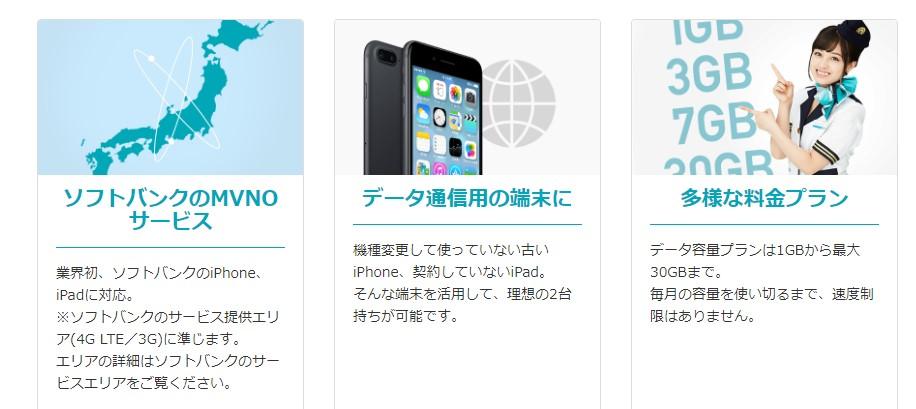 U-mobile Sで携帯料金を下げる・安くできる条件