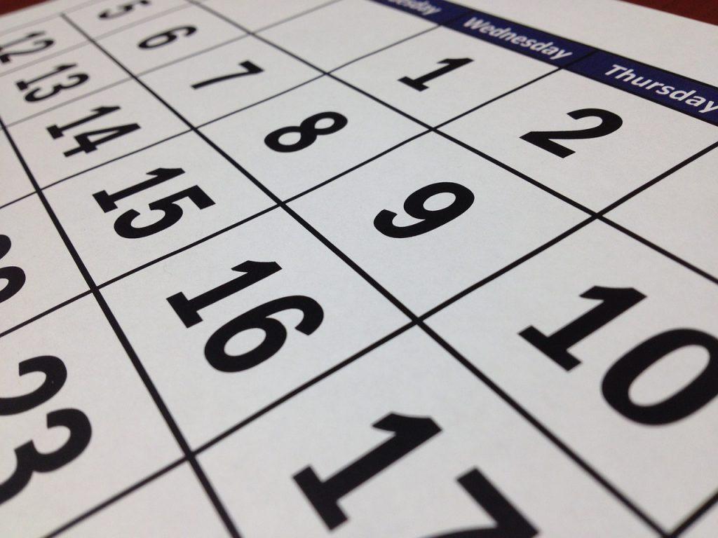 mineo(マイネオ)での契約に必要なMNP予約番号の日数