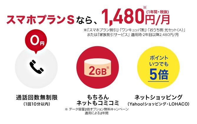 大手3大キャリアからY!mobileに乗り換えて携帯料金を節約まとめ