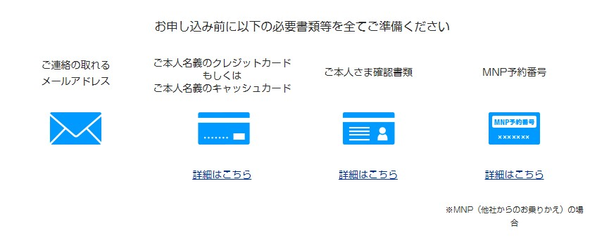UQモバイルの申込手数料、使えるまでの空白期間